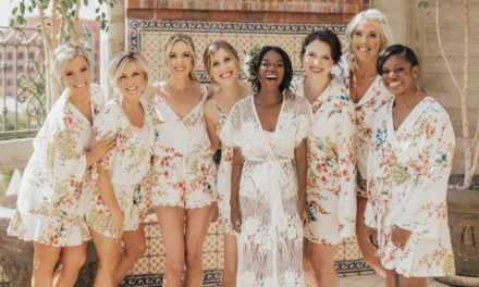What Are Some Beautiful And Amazing Bridesmaid Robes Design Options?