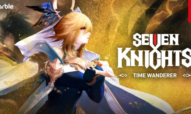 OFFICIAL WEBSITE FOR NETMARBLE'S FIRST CONSOLE GAME SEVEN KNIGHTS – TIME WANDERER – NOW LIVE