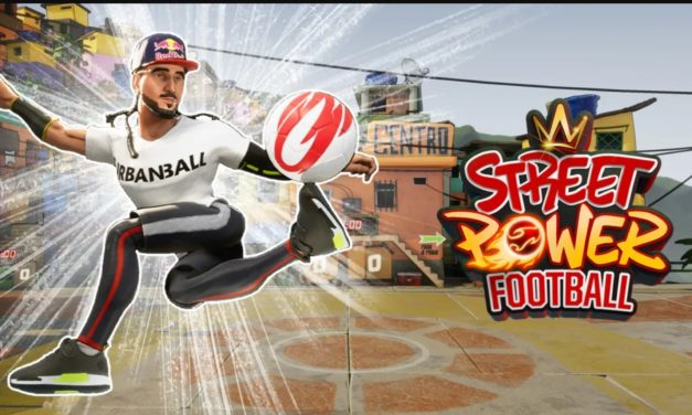FREESTYLE FOOTBALL HITS THE MAINSTREAM, STREET POWER FOOTBALL AVAILABLE NOW ON ALL PLATFORMS
