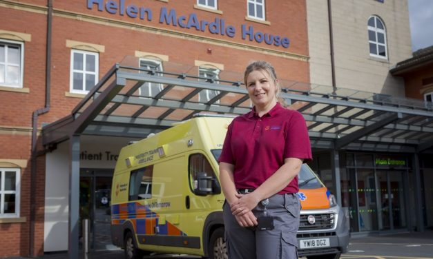 Paramedic student rushes to rescue of man injured in rush-hour road crash