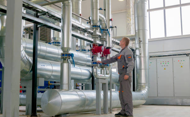 Preventing Legionella in water systems of large buildings
