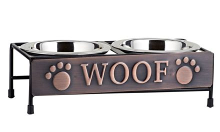 How Double Diner Dog Bowls Beneficial For Your Dogs?
