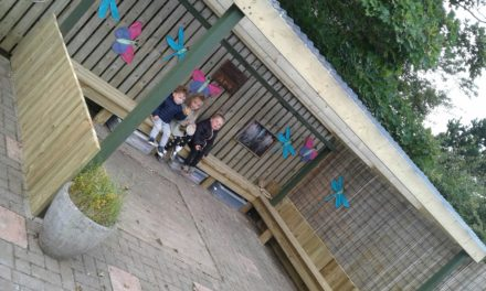 Wigton-based childcare provider unveils new outdoor classroom