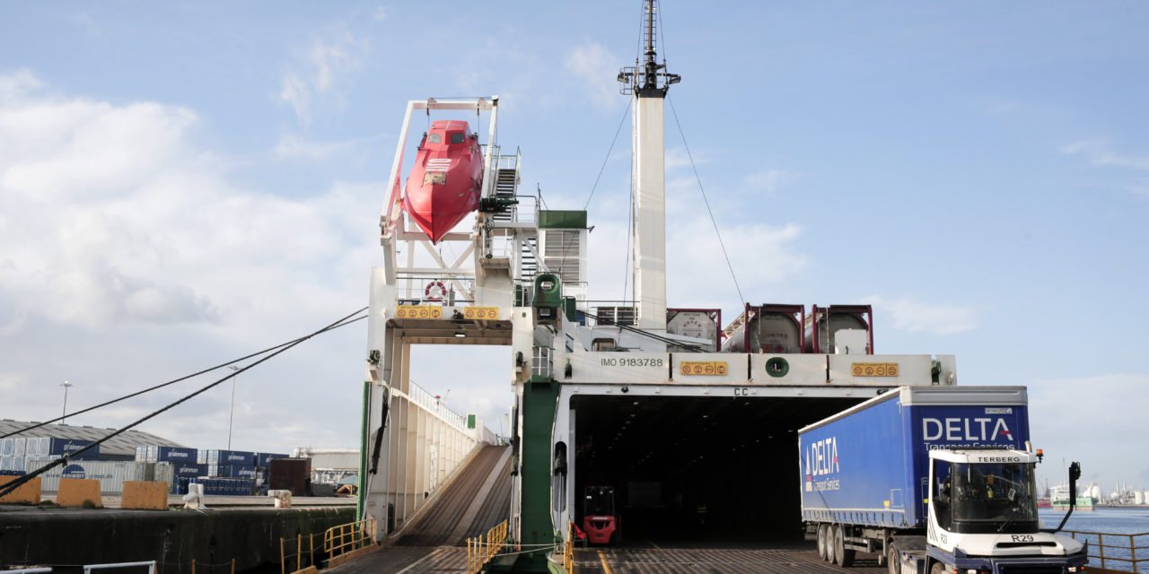 PD Ports concludes multi-million pound Ro-Ro terminal project at Teesport