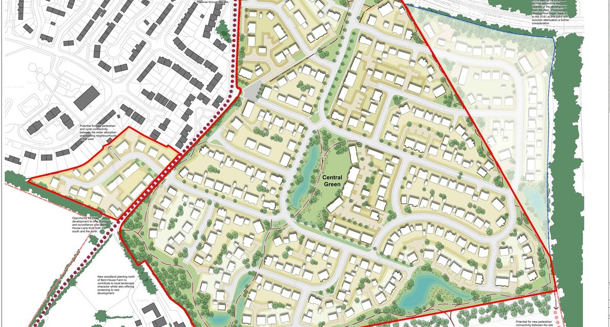 Plans Launched For Proposed New Durham City Residential Development