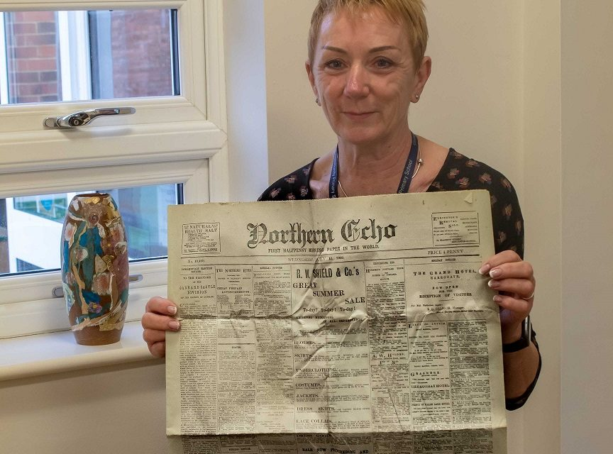 School plans to bury new time capsule after exciting discovery of days gone by