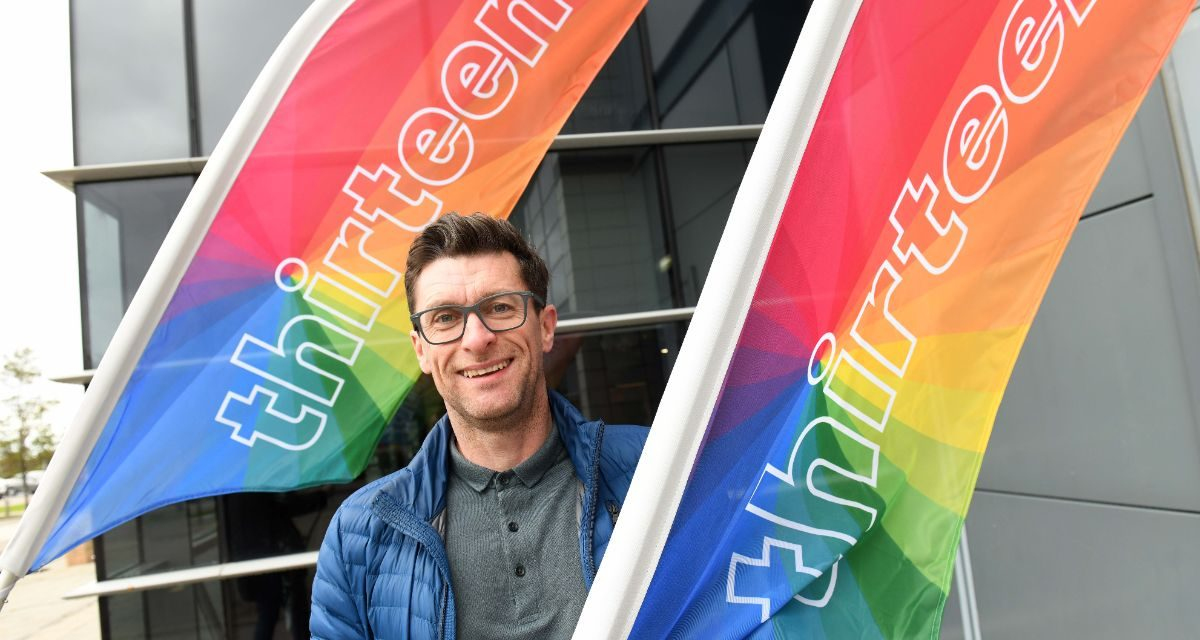Thirteen signs up to Stonewall UK's Diversity Champions programme