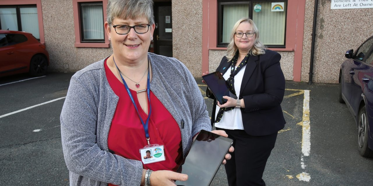 Cumbrian Charity Enhancing Family Support Work Thanks To £3,000 Newcastle Building Society Grant