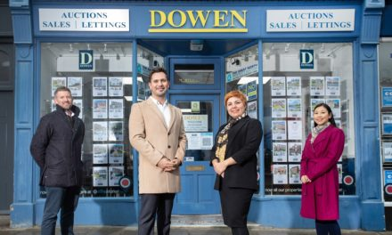 Management Buy-Out at leading North East Estate Agents