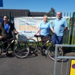 South Tyneside primary school urges people to 'get on their bike'