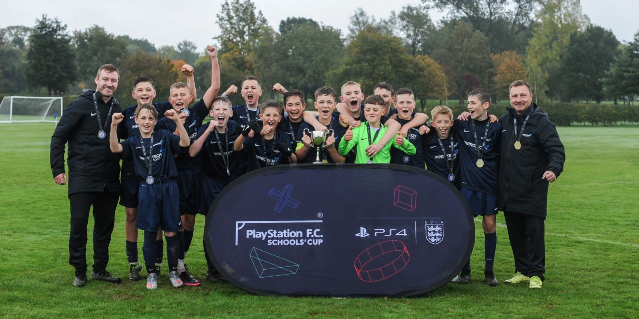 Durham secondary school wins prestigious national cup final