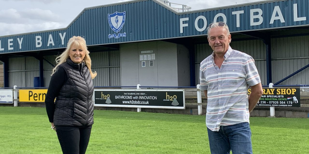 Leading Partner and Supplier To Support Whitley Bay Football Club