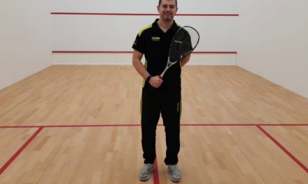 DURHAM HEALTH CLUB INVESTS IN SQUASH FACILITIES