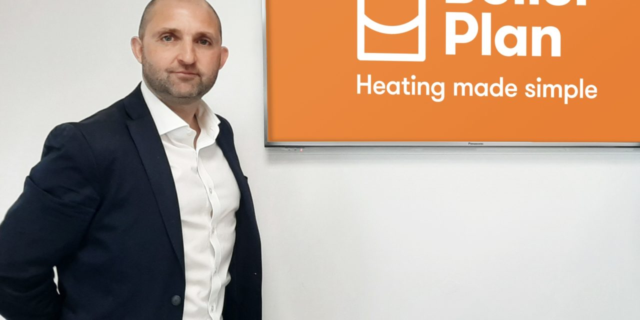 Boiler Plan founder Ian Henderson named in national 'One to Watch' list of talented business leaders
