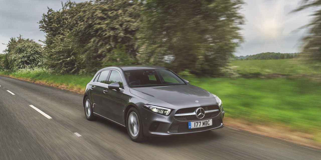 IN 'A-CLASS' OF ITS OWN – MERC'S HATCHBACK CROWNED AS THE CAR WITH MOST APPEAL TO MOTORISTS OF ALL AGES