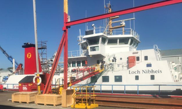 UK's Largest Ferry Operator Enters into three-year Framework Agreement with MJR Power and Automation