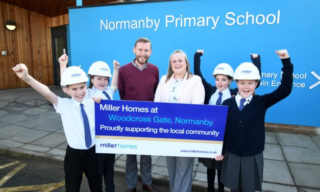 It's All In The Name For Normanby School Children