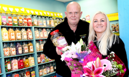 New city centre retailer comes up smelling of roses