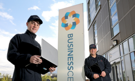 Tech specialists show resilience to keep business systems operating