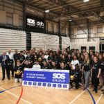 VOLLEYBALL CLUB WELCOMES SOS GROUP AS FIRST MAIN SPONSORS