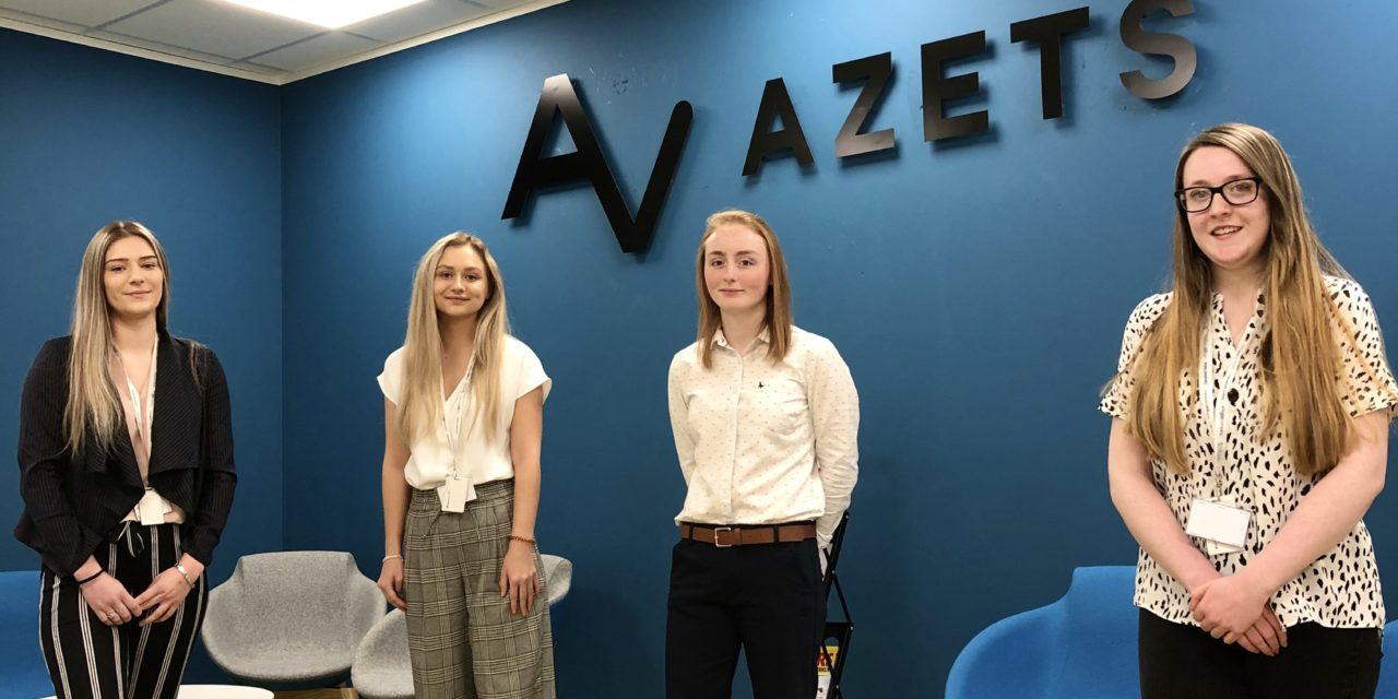 Azets invests in the North Easts next generation of accountancy