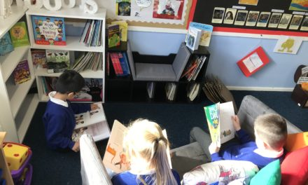 KPMG donates Instant Libraries to five primary schools in Middlesbrough to bring the gift of reading to children affected by COVID-19