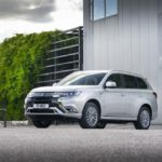 MITSUBISHI OUTLANDER PHEV STILL THE UK'S FAVOURITE PLUG-IN HYBRID SUV IN 2020