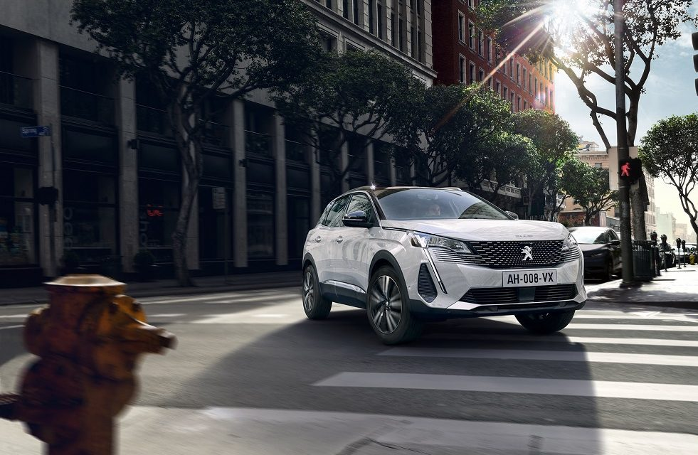 PEUGEOT CONFIRMS NEW 3008 SUV AND NEW 5008 SUV PRICES AND SPECIFICATIONS AS ORDER BOOKS OPEN