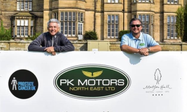 Businesses and North East Sports celebrities turn-out to raise funds for Prostate Cancer