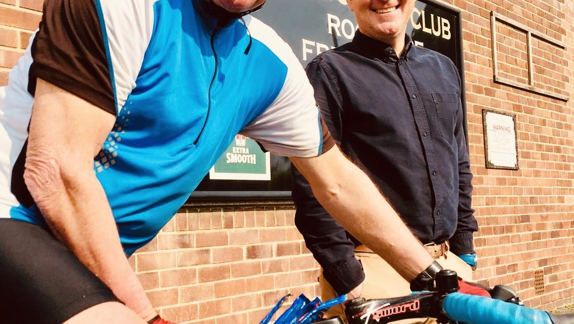 """""""Pedal for pounds"""" as North-East bike ride goes virtual"""