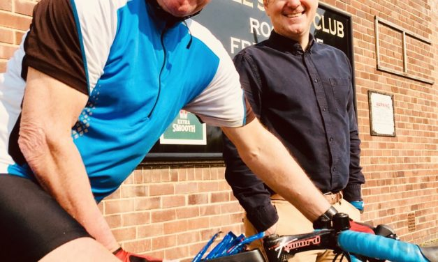 """Pedal for pounds"" as North-East bike ride goes virtual"