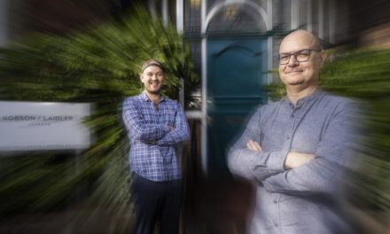 ROBSON LAIDLER DRIVES FORWARD WITH ACCELERATOR SERVICES