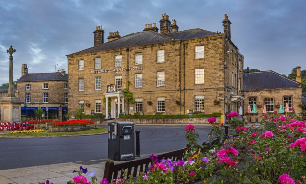 CMS upgrades iconic hotel's hot water and heating as part of £1m refurbishment to ensure guests receive warm welcome