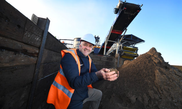 Scott Bros expands wash plant operation to meet rising demand for sharp sand