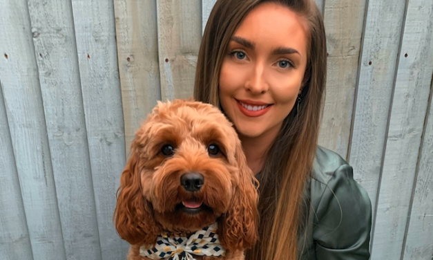 Woman Turns Hobby Into Dog's Business
