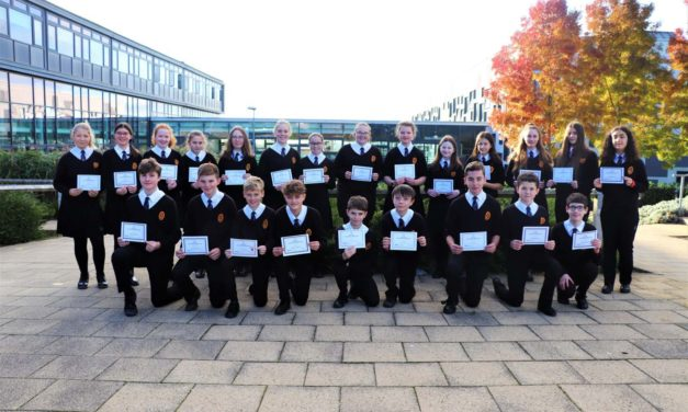 Top awards for keen problem solvers