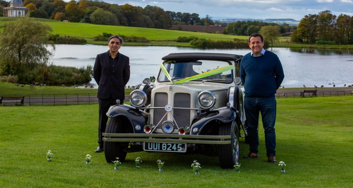 WIN YOUR DREAM WEDDING WITH TEESSIDE AUTISM CHARITY