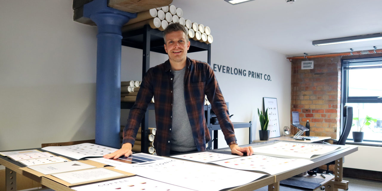 SURGE IN DEMAND FOR EVERLONG'S PRINTS PROMPTS MOVE TO HOULTS YARD