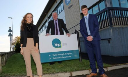 Apprentices get a head start on legal careers with BHP Law