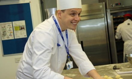 Culinary creations showcased at college restaurant
