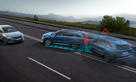 ALL-NEW SORENTO EQUIPPED WITH MULTI-COLLISION BRAKING SYSTEM