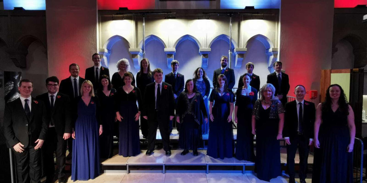 Composers from around the globe compete to write composition for Voices of Hope