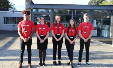Senior students lead virtual sixth form college open evening