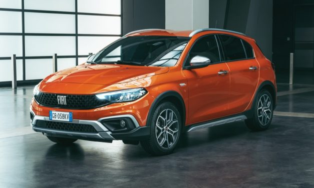 FIAT TIPO CROSS UNVEILED AS TIPO LINE-UP RECEIVES REFRESH