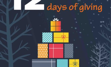 Nominate a charity to receive a festive financial boost
