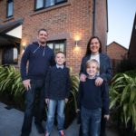 Family enjoy stress-free move to Hurworth showhome