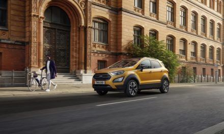 ECOSPORT GETS ACTIVE: LATEST ADDITION TO FORD'S SMALL SUV RANGE UNVEILED