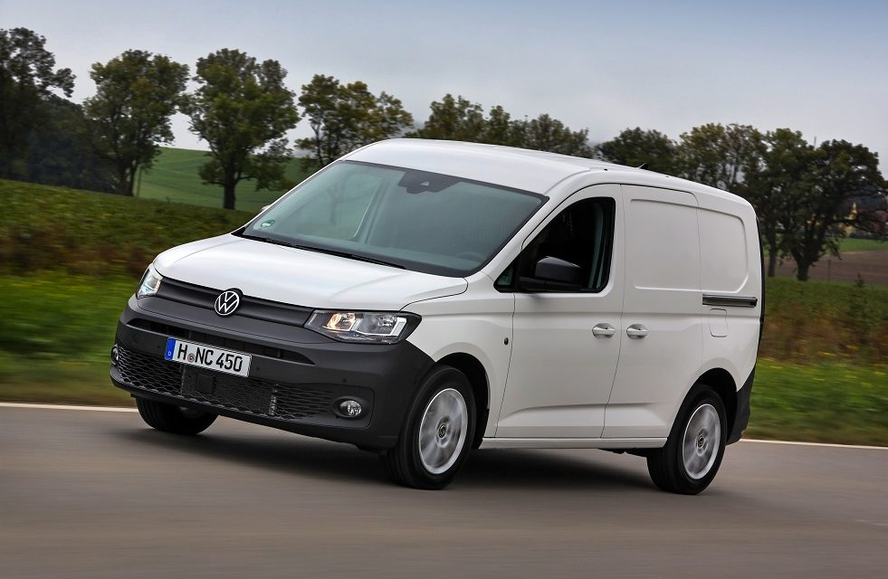 PRICING FOR NEW, AWARD-WINNING VOLKSWAGEN CADDY TO START FROM £17,800*