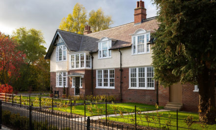 Listed cottages renovated to create new homes on former police HQ site