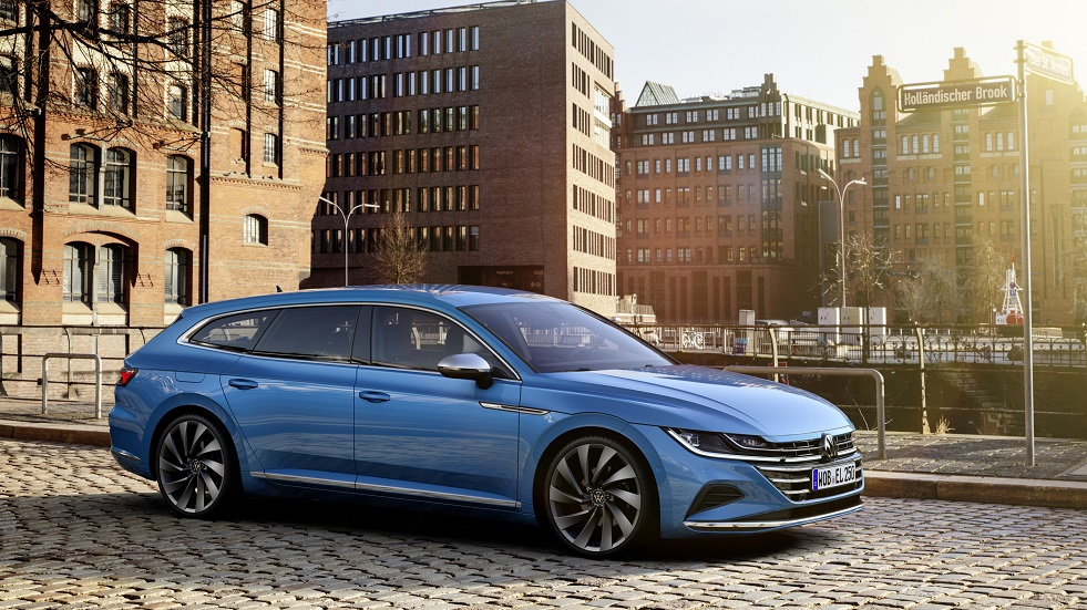 MORE POWER, MORE CHOICE: NEW ARTEON FASTBACK AND SHOOTING BRAKE OFFERS EXTENDED RANGE OF ENGINES